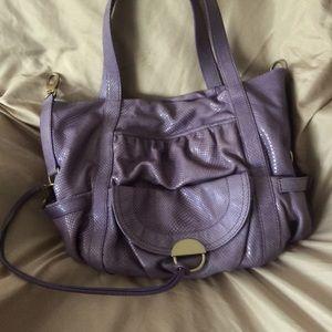 Kooba Embossed Leather Bag